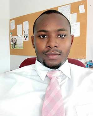 Mr Thabatshe Mogorosi
