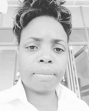 Ms Unaswi Matebu